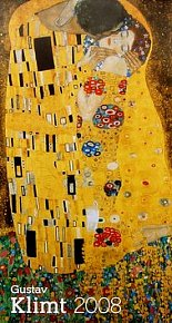 Gustav Klimt 2008 - nástěnný kalendář