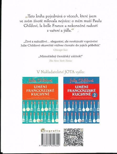 Náhled Můj život ve Francii