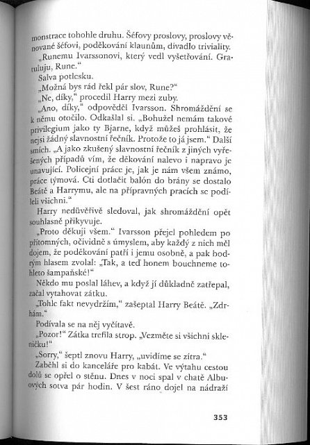Náhled Nemesis (paperback)