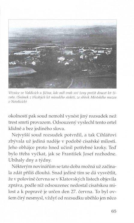 Náhled Kriminální příběhy ze staré Šumavy 3