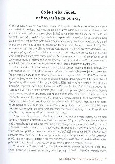 Náhled Nové putování po československém opevnění 1935–1989