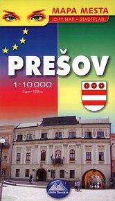 Prešov 1:10 000