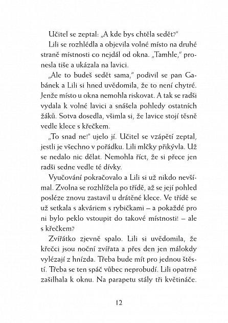 Náhled Lili Větroplaška: Se slony se nemluví!