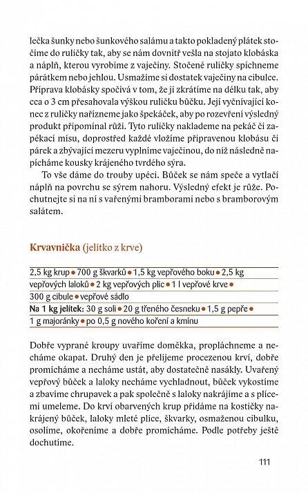 Náhled Krajová specialita: Slezská kuchyně