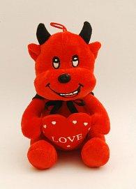 Čertík Love 11 cm