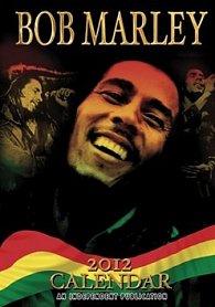 Kalendář 2012 - Bob Marley