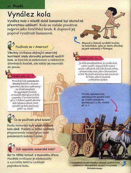 Náhled Historie světa v otázkách a odpovědích (nejen pro děti)