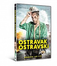 OSTRAVAK OSTRAVSKi - DVD
