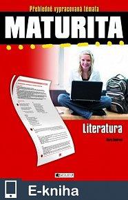 Maturita - Literatura (E-KNIHA)