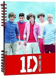 Blok A5 - One Direction/velká fotka