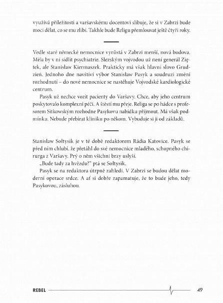 Náhled Religa - Životní příběh nejslavnějšího kardiochirurga v době Solidarnośći