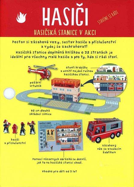 Náhled Hasiči - Hasičská stanice v akci