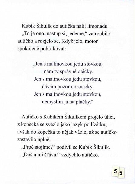 Náhled Kubík Šikulík