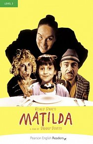 Level 3: Matilda Bk/MP3 Pack