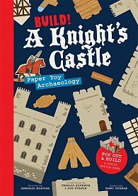 Build! A Knight's Castle - A castle siege to press out and build