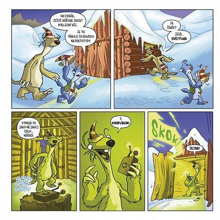 Náhled Doba ledová - Ledová dobrodružství 2