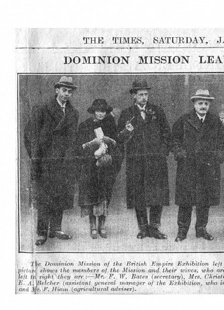 Náhled Velká výprava - Dopisy a fotografie z putování po Britském impériu