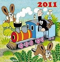 Krteček 2011 - nástěnný kalendář