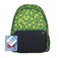 Pixie Batoh PXB-02 zelená / černá