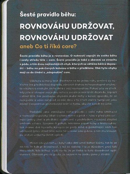 Náhled Diář 2017 - Běžecký diář Miloše Škorpila A5