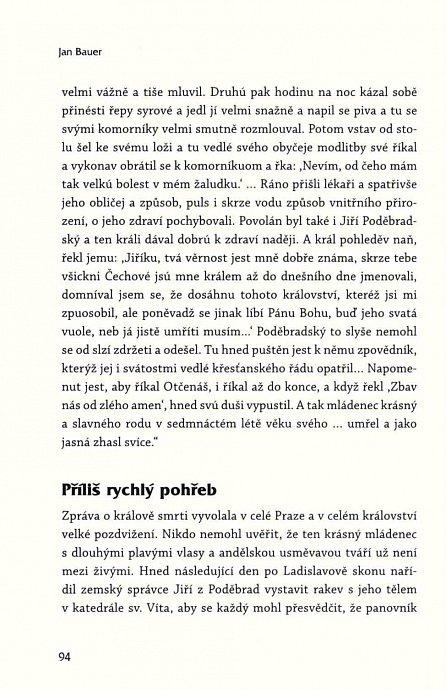 Náhled Co se nevešlo do dějepisu aneb Češi, Moravané a Slezané na cestě minulostí