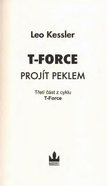 Náhled T-Force 3 - Projít peklem