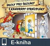 Úkoly pro školáky s kamarády strašidláky (E-KNIHA)