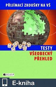 Testy – Všeobecný přehled (E-KNIHA)