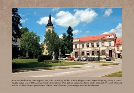Náhled Nové Město na Moravě včera a dnes