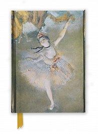 Zápisník Degas Dancers