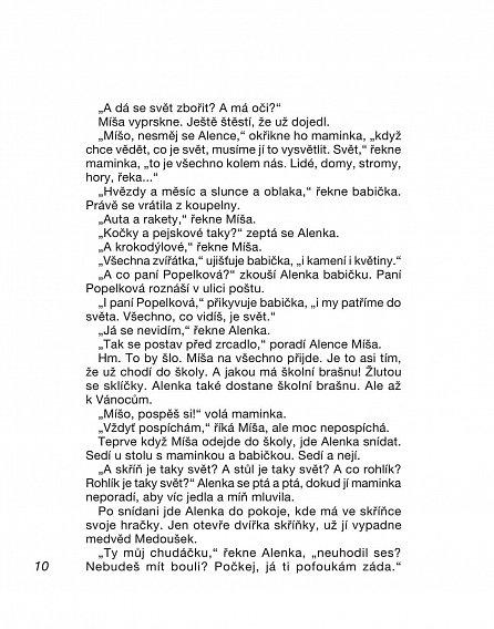 Náhled Alenčina čítanka