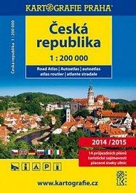 Česko Slovensko 1: 200 000