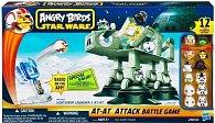Angry Birds sestřelení vesmírného vozidla