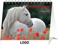 Konská poézia Praktik - stolní kalendář 2014