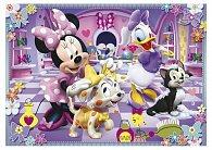 Puzzle Maxi Minnie a její mazlíčci 24 dílků