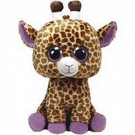 Plyš očka žirafa maxi