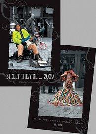 Street Theatre 2009 - nástěnný kalendář