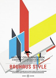 Bauhaus Style (Artists' Colouring Book)