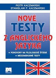Nové testy z anglického jazyka