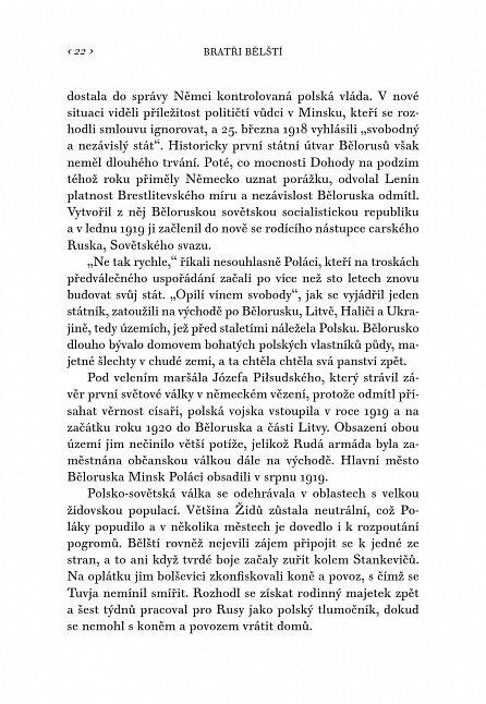 Náhled Bratři Bělští