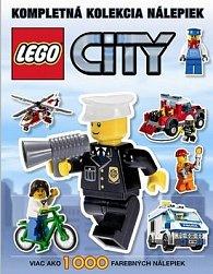 Lego® City Kompletná kolekcia nálepiek