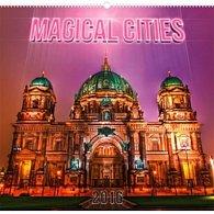 Kalendář nástěnný 2016 - Magická města, 48 x 46 cm