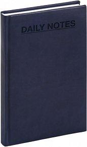 Diář - Tucson tmavě modrá, Denní A5 - nedatovaný, 15 x 21 cm