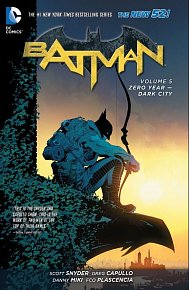 Batman (2011-) Vol. 5: Zero Year – Dark City