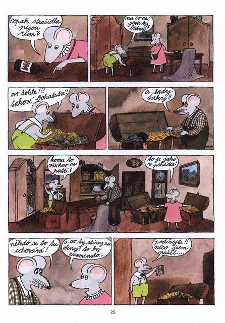 Náhled Anča a Pepík 1 - komiks