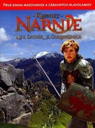 Kroniky Narnie 1 Prvá kniha maľovaniek