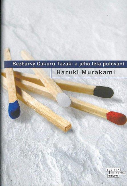 Náhled Bezbarvý Cukuru Tazaki a jeho léta putování