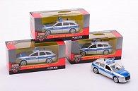 Super policejní auta se zvukem a světlem