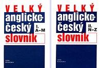 Velký anglicko-český slovník I. (A-M) / II. (N-Z)
