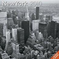New York 2010 - nástěnný kalendář